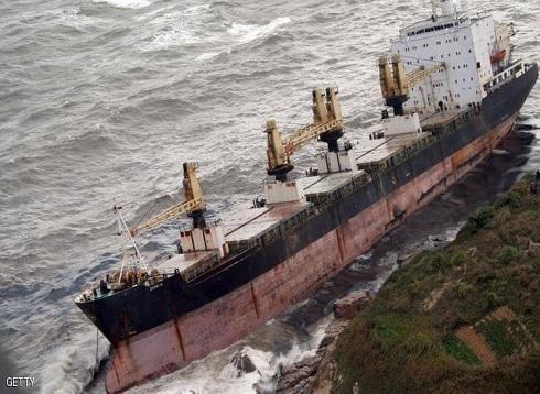 أذربيجان تنقذ طاقم سفينة إيرانية من الغرق
