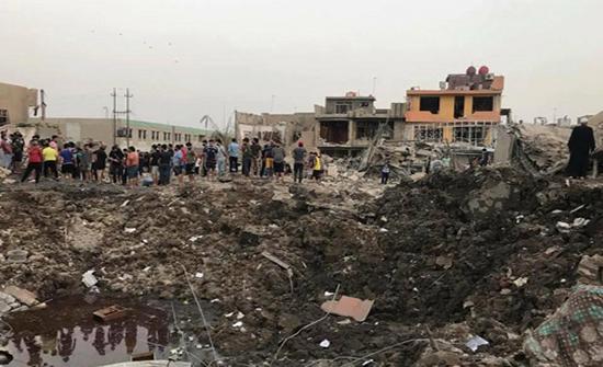 أوامر قضائية باعتقال 20 شخصا بتهمة تفجير مدينة الصدر