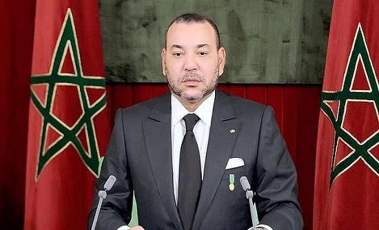 السفير الأردني يقدم أوراق اعتماده للملك محمد السادس