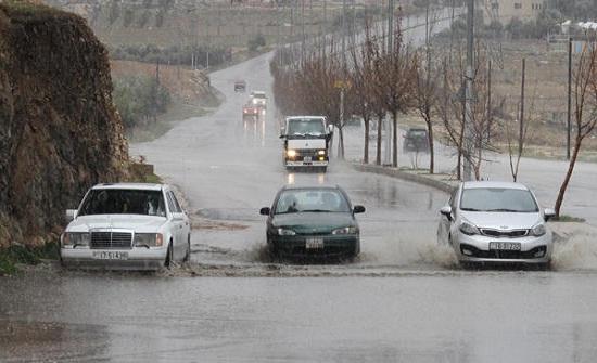 تعرف على الحالة الجوية في الأردن ليوم الجمعة