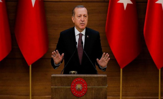 أردوغان: نحن لسنا ضيوفا في أوروبا وإنما أصحاب الدار