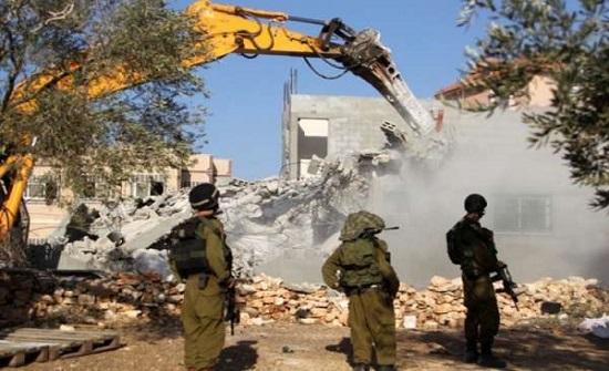 مركز معلومات عين الحلوة: عشرات المنازل في سلوان مهددة بالانهيار بسبب حفريات الاحتلال