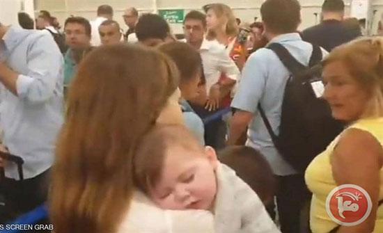 """بالفيديو : نانسي عجرم تهاجم حكومة لبنان بفيديو من المطار.. """"عيب عليكن"""""""