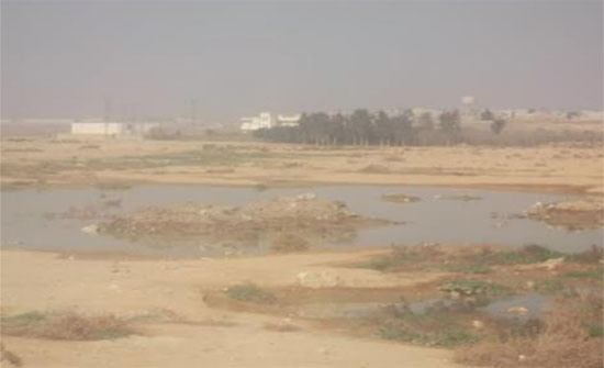 الظليل: التلوث يضفي طابعه على المنطقة وسط الحاح لانشاء مصنع لمعالجة الزبل