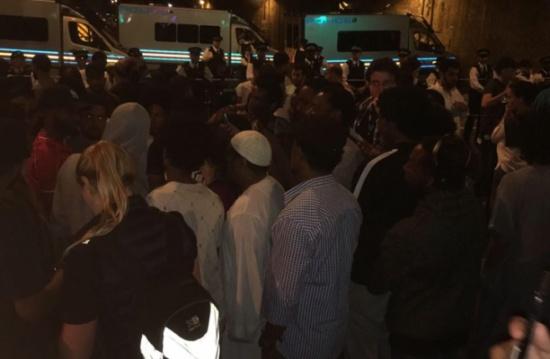 معلومات مثيرة عن علاقة منفذ هجوم مسجد لندن بجيرانه المسلمين