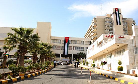 الممرضين تمهل مستشفى الجامعة اسبوعين لتنفيذ مطالبها
