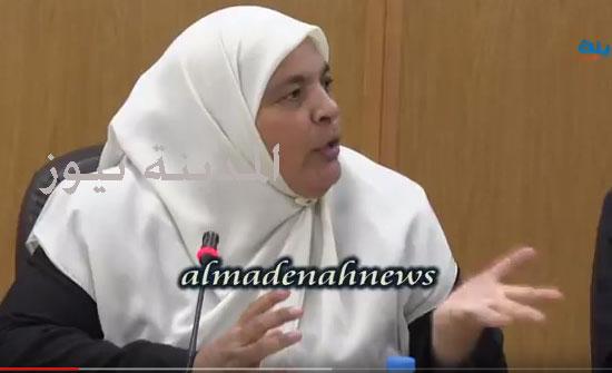 بالفيديو : شاهد ماذا  قالت النائب حياة المسيمي عن حادثة الرمثا في اجتماع لجنة الحريات