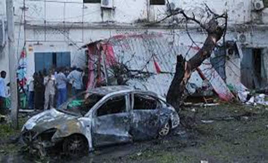 الصومال.. مقتل 5 أشخاص في هجوم انتحاري بكسمايو