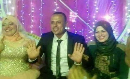 بعد حضور زوجته حفل زفافه على امرأة أخرى.. العريس يخرج عن صمته