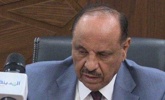 حماد :  لن يكون هناك تهاون في تطبيق القانون