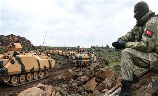 """تركيا: تحييد 897 """"إرهابياً"""" منذ انطلاق عملية """"غصن الزيتون"""""""