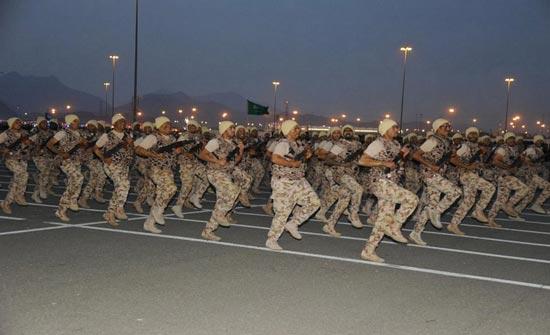 افتتاح دورة ضباط عسكرين سعوديين بالأردن