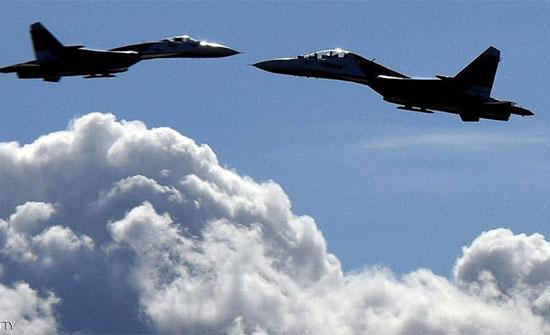 قطر تعلن تصادم طائرتي تدريب عسكريتين في الجو