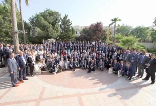 """""""أبوغزاله"""" تعقد مؤتمرها السنوي بقرار التوسع في جميع دول العالم وفي جميع الخدمات"""