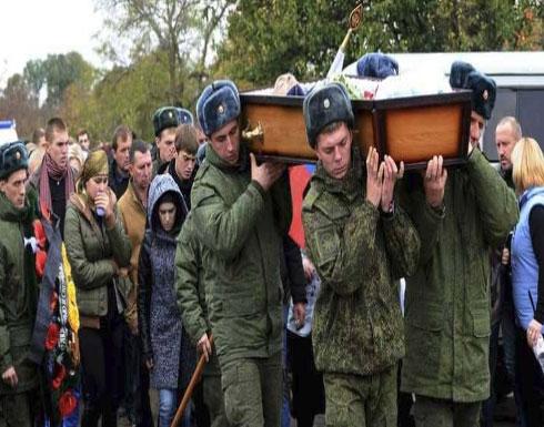 موسكو: هذه حقيقة مقتل روس بنيران التحالف بسوريا