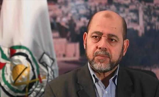 قيادي بحماس: لن يمر أي مشروع ما دام شعبنا يرفضه