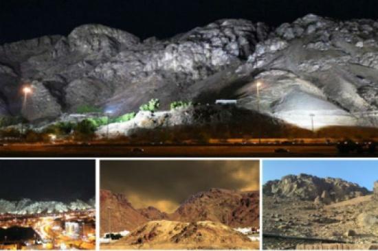 صور: من الغزوة ومقبرة الـ 70 صحابياً إلى لقب العملاق.. ما لا تعرفه عن جبل أحد