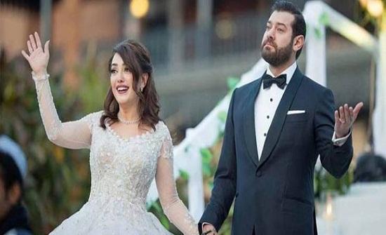 صورة| بعد مرور سنة على زواجها.. هكذا إحتفلت كندة علوش!