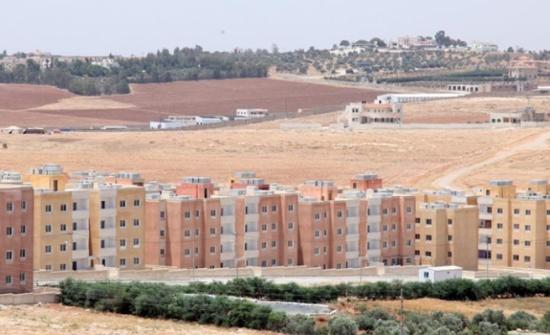 تجهيز 25 وحدة سكنية للأسر العفيفة في مأدبا وذيبان