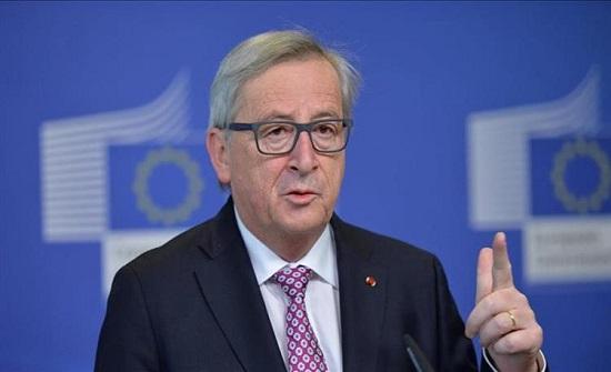 رئيس المفوضية الأوروبية  في الأردن قريبا