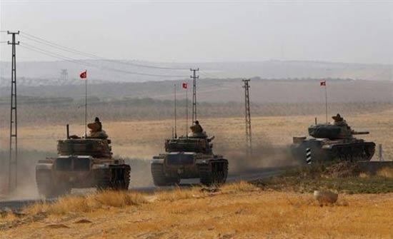 المرصد: تركيا تشجع المدنيين على النزوح من عفرين بعد إخفاقها في التقدم
