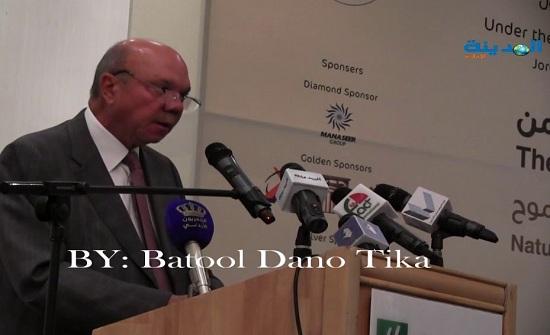 الفايز : الأردن لا يمانع وجود سفير سوري على اراضيه