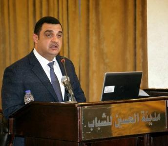 وزير الشباب يفتتح برنامج الريادة في الاعمال للشابات لدول التعاون الخليجي