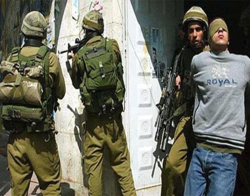 اسرائيل تعتقل 21 فلسطينيا في الضفة الغربية