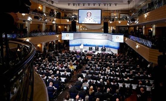 اجتماع رباعي بشأن الأزمة الأوكرانية خلال مؤتمر ميونيخ