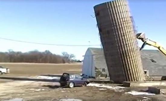 بالفيديو....أصعب الإصلاحات تنتهي بكوارث
