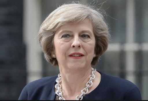ماي: بريطانيا لا توافق على قرار ترمب ولا تنوي نقل سفارتها للقدس