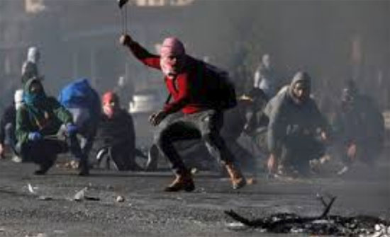 إحصائية شهر يناير: ارتقاء 9 شهداء ومقتل صهيوني