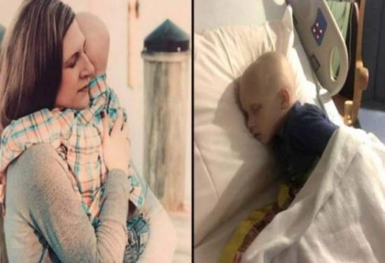 طفل '4 سنوات' استيقظ من غيبوبة كي يقول لأمه هذه الكلمات قبل أن يموت!