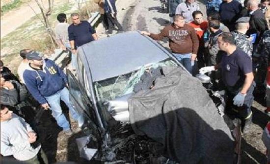 5 اصابات بحادث تصادم في جرش