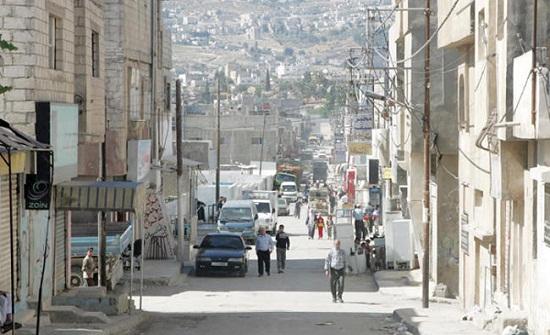 افتتاح مشاريع تنموية وخدمية في مخيم البقعة ضمن المبادرات الملكية السامية