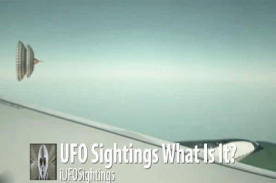 """بالفيديو: مئات الصحون الطائرة زارت الأرض أثناء ظاهرة """"القمر الدامي""""!"""