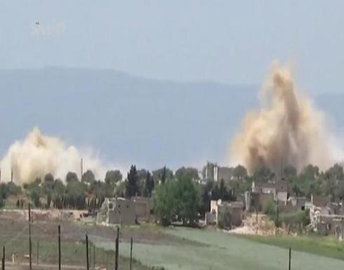 أكثر من 50 قتيلا بهجوم لتنظيم الدولة في حماة وسط سوريا