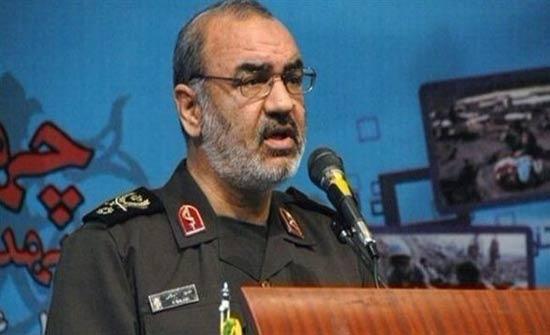 بعد إسقاط درون أميركية.. الحرس الإيراني: لا نسعى للحرب