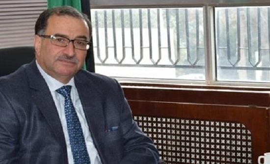 محافظ عجلون يتفقد المشاريع الشبابية في المحافظة