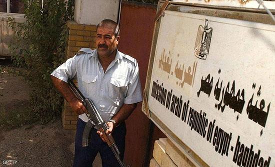 """مصر ترحب بـ""""القصاص"""" من قاتلي سفيرها في العراق"""