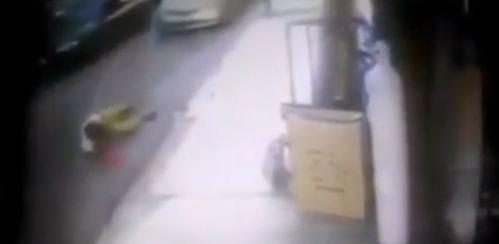 فيديو : الامن يحقق في فيديو افتعال حادث دهس بغرض الابتزاز