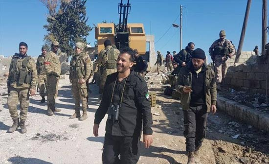 """تحرير قرية """"باك أوباسي"""" في """"عفرين"""" شمال غربي سوريا"""