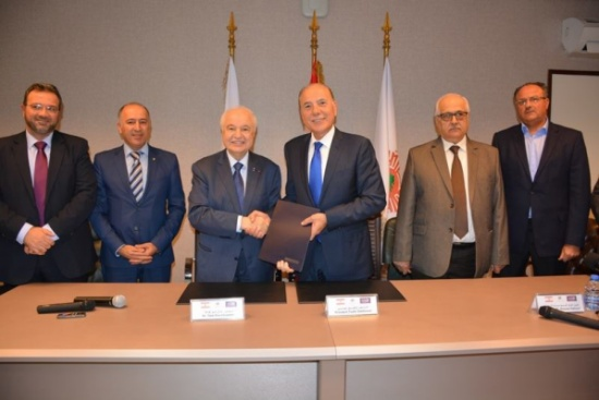 """غرفة تجارة طرابلس تكلف مجموعة أبوغزاله تنفيذ مبادرة """"طرابلس عاصمة لبنان الاقتصادية"""""""