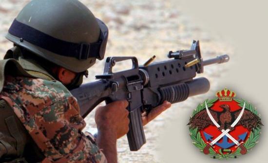 نتيجة بحث الصور عن الجيش الاردني على الحدود السورية