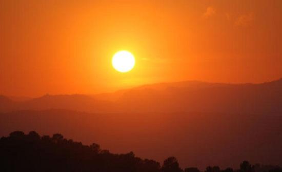 الجمعة : انخفاض تدريجي على الحرارة