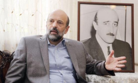 الرزاز يلتقي رئيس المنظمة العربية للتربية