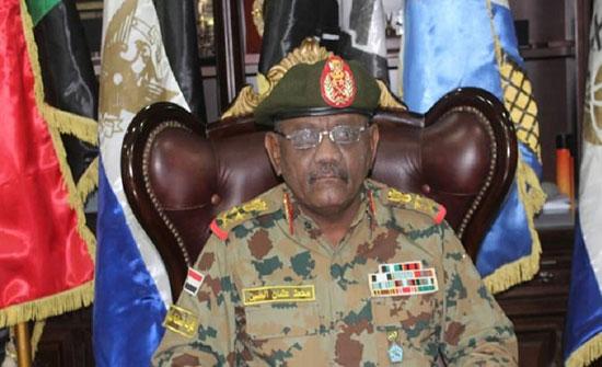 السودان: تكليف الفريق أول محمد عثمان الحسين برئاسة هيئة الأركان