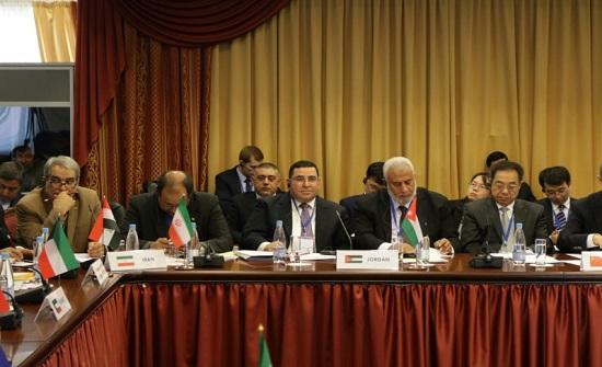 أبو السيد والطعاني يشاركان باجتماعات الجمعية البرلمانية الآسيوية في روسيا