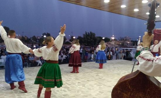 """فرقة أوكرانية تحيي حفل افتتاح """"مهرجان أضواء جرش"""" في إربد"""