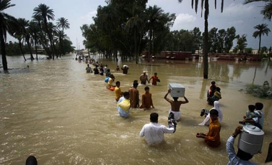 مصرع 5 أشخاص وفقدان 19 جراء الفيضانات في هايتي